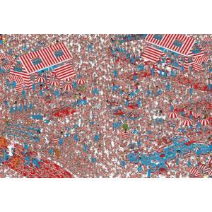 ジグソーパズル 1000ピース Where's Wally? ウォーリー ウーフの国 31-445|toystadium-jigsaw