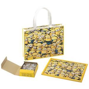 【クリスマス限定セット】 ジグソーパズル 300ピース ミニオンズパズル&専用フレーム&バッグ付きの限定3点セット ミニオンぎっしり 26x38cm 送料無料|toystadium-jigsaw