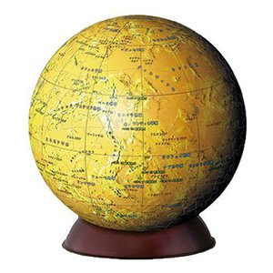 3D球体パズル 240ピース 金星儀 -THE VENUS-  光るパズル KAGAYA 2024-114 toystadium-jigsaw