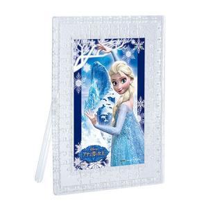 ディズニー クリスタ クリアスタンドパズル 132ピース アナと雪の女王 ありのままの姿で 2500-06|toystadium-jigsaw