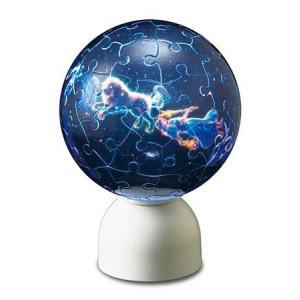 3D球体パズル パズランタン 60ピース KAGAYA 天体パズル ゾディアック 2003-435  toystadium-jigsaw
