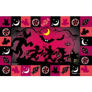クリアスタンドパズル 132ピース ディズニー ハロウィンの夜に 2500-19|toystadium-jigsaw
