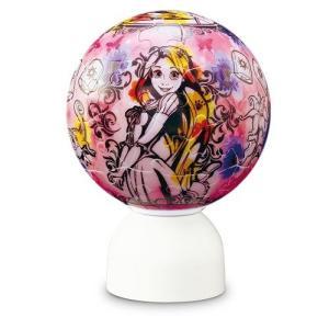 光る球体パズル 60ピース パズランタン 塔の上のラプンツェル ライン・トーン―ラプンツェル―  2003-479|toystadium-jigsaw