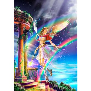 アートパズル 216ピース KAGAYA イリス−虹の女神− 62-10 toystadium-jigsaw