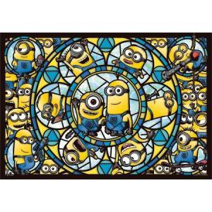 ジグソーパズル 216ピース プリズムアート  ミニオン・ミニオン 25×36cm 62-20|toystadium-jigsaw
