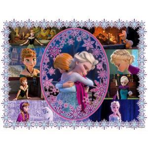 ジグソーパズル 500スモールピース プチ2 ディズニー アナと雪の女王  シーンズオブフローズン 41-111 |toystadium-jigsaw
