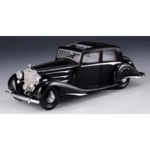 ロールス・ロイス ファントム III フーパー スポーツ リムジン 1937 ブラック 1/43スケール 国際貿易|toystadiumookawaya