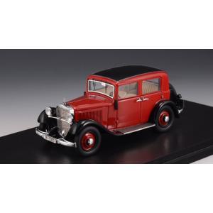 メルセデス・ベンツ 170 リムジン W15 1935 レッド 国際貿易|toystadiumookawaya