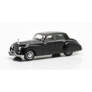 Armstrong Sidderley 346 Sapphire Four Light Saloon black 1953 1/43スケール 国際貿易|toystadiumookawaya