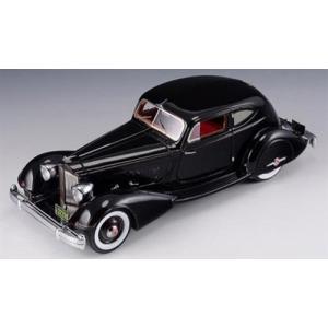 パッカード Twelve Model 1106 ルバロン エアロ クーペ 1934 ブラック 1/43スケール 国際貿易|toystadiumookawaya