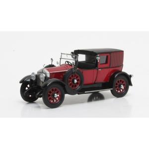 ロールス・ロイス 20HP オープン ドライブ ブロアム Brewster #GAJ15 1927 レッド 1/43スケール 国際貿易|toystadiumookawaya