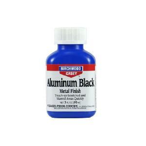 バーチウッド アルミニウムブラック メタルフィニッシュ アルミ用ガンブルー液 90ml|toystadiumookawaya