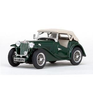 ビテス 1/43 MG TC クローズ Shire グリーン 完成品ミニカー 29163 国際貿易|toystadiumookawaya