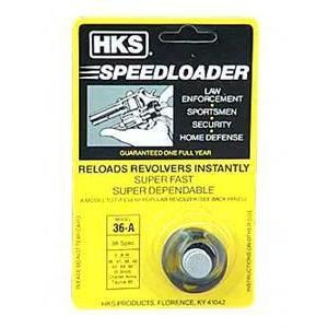HKS リボルバー用 スピードローダー SPEED LOADER 36-A|toystadiumookawaya