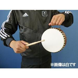 国産手作り本格皮和太鼓 巴 60号 日本製 バチ2本付き|toystadiumookawaya|03