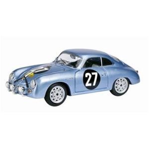 シュコー Schuco 1/43 ポルシェ 356Aカレラ 1959 リエージュ-ローマ-リエージュ優勝 Mブルー 02508|toystadiumookawaya