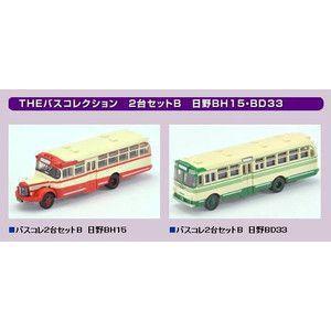 ザ バスコレクション 2台セットB 日野BH15 BD33 toystadiumookawaya