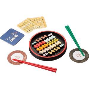遊びながら楽しくお箸のマナーを身につけられる『マナー豆(ビーンズ)』シリーズにお寿司が登場!!  な...