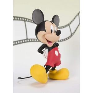 今年でスクリーンデビュー90周年を迎えるミッキーマウスの歴史が立体化!!  フィギュアーツZEROよ...
