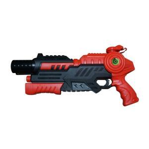 LED搭載新型水鉄砲 レーザースプラッシュ RED|toystadiumookawaya
