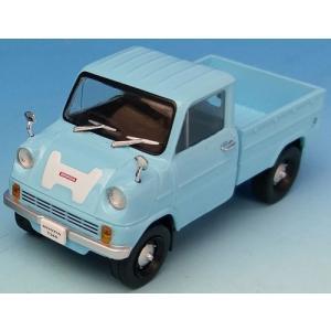 ホンダ T360 トラック 1963 ライトブルー 1/43スケール 国際貿易|toystadiumookawaya