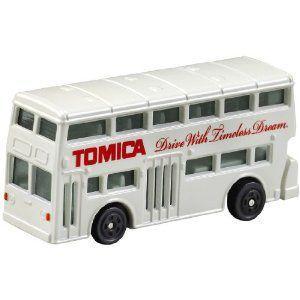 トミカ テコロジートミカ TT-12 2階建てバス タカラトミー toystadiumookawaya