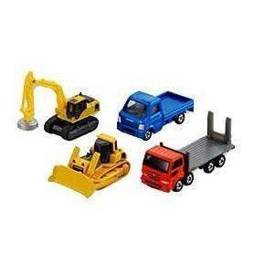 トミカギフト 建設車両セット4 toystadiumookawaya