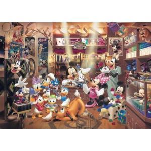 ディズニー ジグソーパズル 世界最小 1000ピース マジックショップ DW-1000-259 ミッキーマウス テンヨー toystadiumookawaya