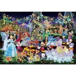 ジグソーパズル ディズニー 世界最小 光るパズル 1000ピース マジカルイルミネーション DW-1000-449 |toystadiumookawaya