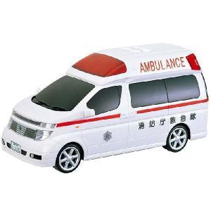 サウンド&フリクション エルグランド救急車|toystadiumookawaya