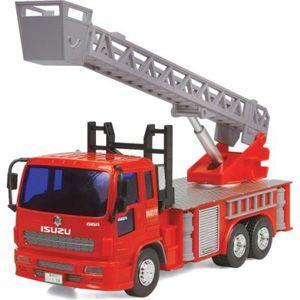 フリクションシリーズ ISUZU GIGA ジュニア消防車|toystadiumookawaya