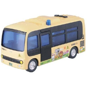 サウンド&フリクション 日野ポンチョ幼稚園バス|toystadiumookawaya