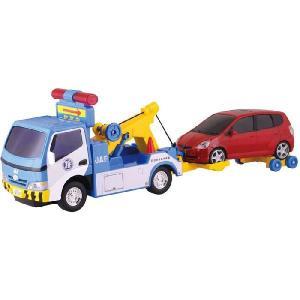 フリクションシリーズ パワードリアルアクション JAFレッカー車|toystadiumookawaya