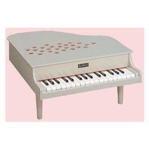 カワイ ミニピアノP-32 ホワイト|toystadiumookawaya