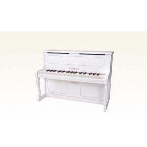 アップライトピアノ ホワイト 1152 日本製 国産 河合楽器製作所|toystadiumookawaya