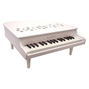 KAWAI ミニピアノ P-32 ホワイト 1162 日本製 国産|toystadiumookawaya