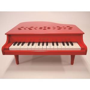 KAWAI ミニピアノ P-32 レッド 1163 日本製 国産|toystadiumookawaya|02