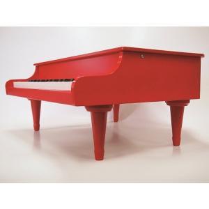 KAWAI ミニピアノ P-32 レッド 1163 日本製 国産|toystadiumookawaya|03