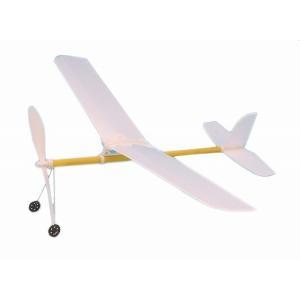 ゴム動力模型飛行機 はやぶさ 公園 外遊びオススメ 工作