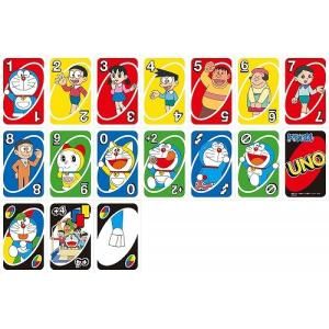 UNO ウノ ドラえもん カードゲーム パーティーゲーム ネコポス送料無料|toystadiumookawaya|02