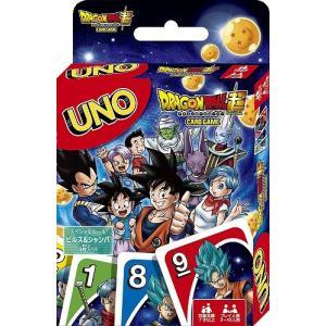 UNO ウノ ドラゴンボール超 カードゲーム パーティーゲーム ネコポス送料無料|toystadiumookawaya