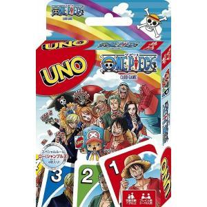 UNO ウノ ワンピース カードゲーム パーティーゲーム ネコポス送料無料|toystadiumookawaya