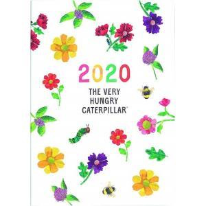 2019年で誕生50周年となる絵本「はらぺこあおむし」の2020年版のスケジュール帳です。 大きくて...