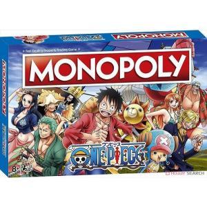 ワンピース モノポリー ONE PIECE MONOPOLY ボードゲーム|toystadiumookawaya