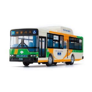 ミニカー ダイヤペット DK-4104 ノンステップ都営バス アガツマ|toystadiumookawaya