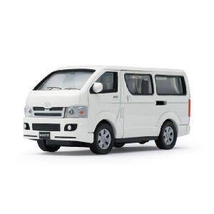 ミニカー ダイヤペット DK-5118 トヨタ ハイエース  ダイヤペットのトラックコレクションシリ...