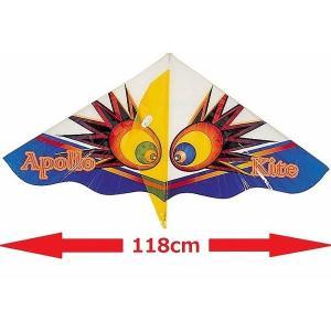 凧糸付 風の強弱状態に対応する2箇所の糸つなぎのポイント有り 凧糸などで手を切らないよう、手袋をして...