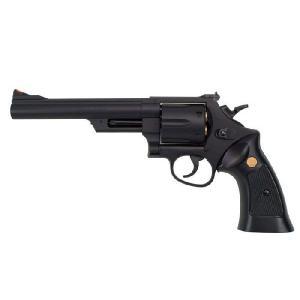 S&W M29 6インチ ブラック 18才以上用エアリボルバー No.13204 クラウンモデル|toystadiumookawaya