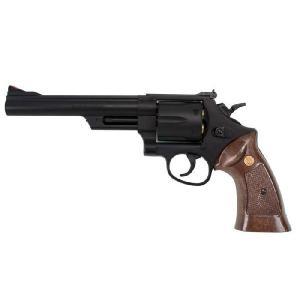 S&W M29 6インチ ブラック 10才以上用エアリボルバー No.13524 クラウンモデル|toystadiumookawaya