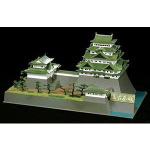 日本の名城 デラックス 名古屋城 プラモデル 童友社